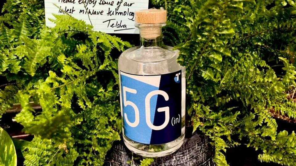telstra 5g gin